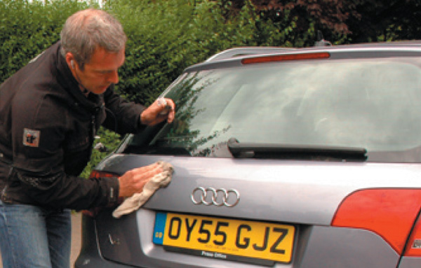 Autoexpress magazine - cars and dents removal in London